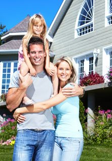 Home Inspectors Louisville KY Certainty Home Inspections Happy Family